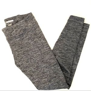 Forever 21 Heather Gray Workout Leggings